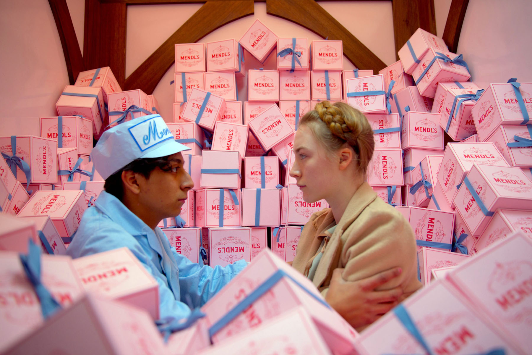 Risultati immagini per grand budapest hotel film